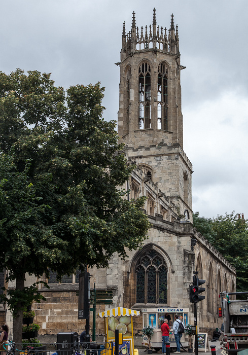 York Pavement: All Saints' Church