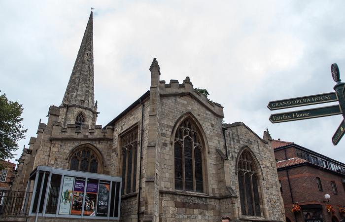 York St. Mary's