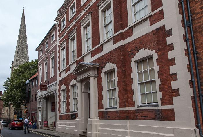 York Castlegate: Fairfax House York St. Mary's