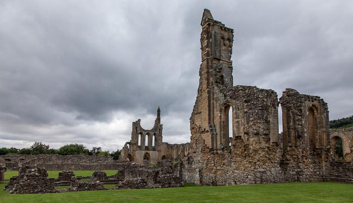 Old Byland Byland Abbey