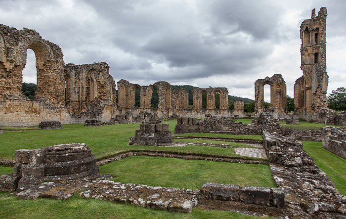Old Byland Byland Abbey