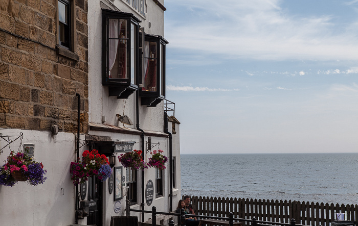 Robin Hood's Bay The Bay Hotel Robin Hood's Bay