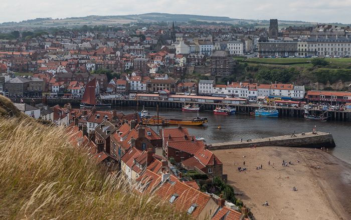 Whitby Lower Harbour (River Esk)