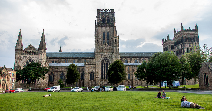 Durham Peninsula: Palace Green und Durham Cathedral