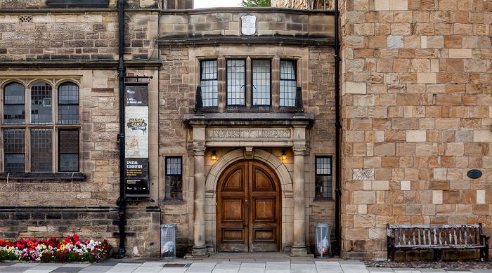 Durham Peninsula: Palace Green Library