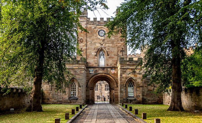 Durham Peninsula: Durham Castle