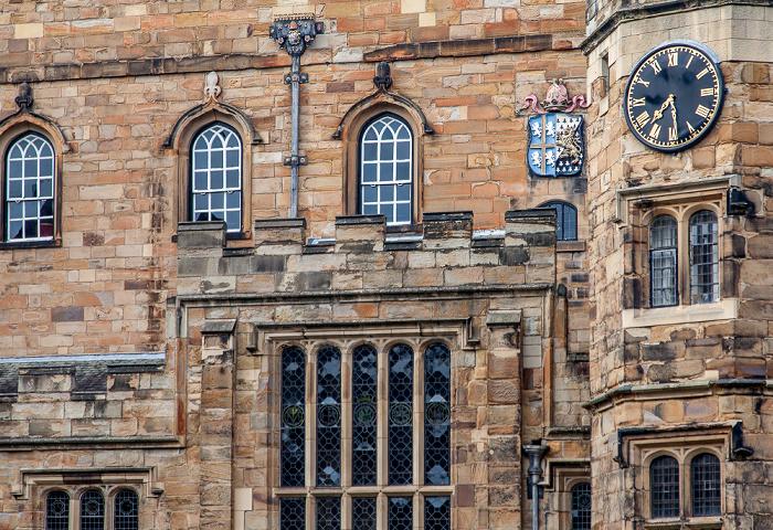 Durham Peninsula: Durham Castle (University College)