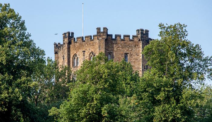 Durham Peninsula: Durham Castle - Keep