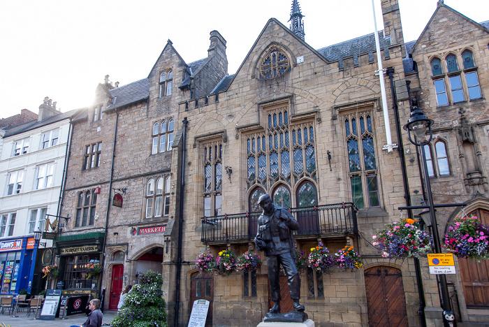 Durham Peninsula: Market Place und Durham Indoor Market