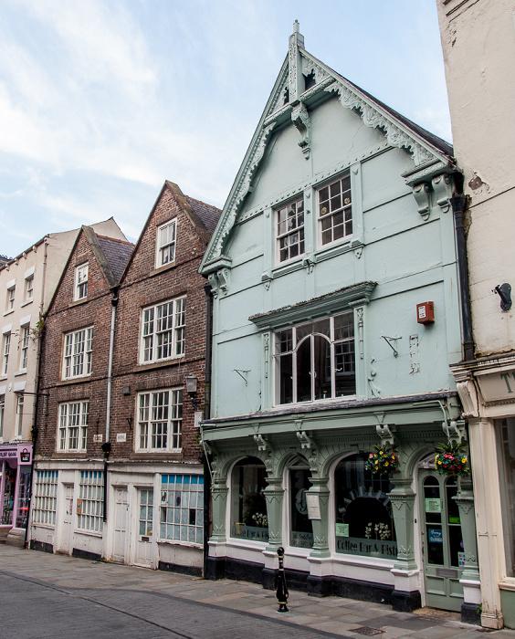 Durham Peninsula: Saddler Street