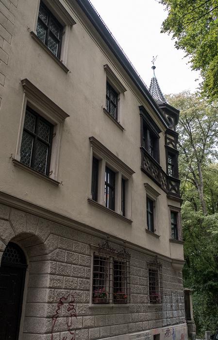 München Haidhausen: Grütznerstraße