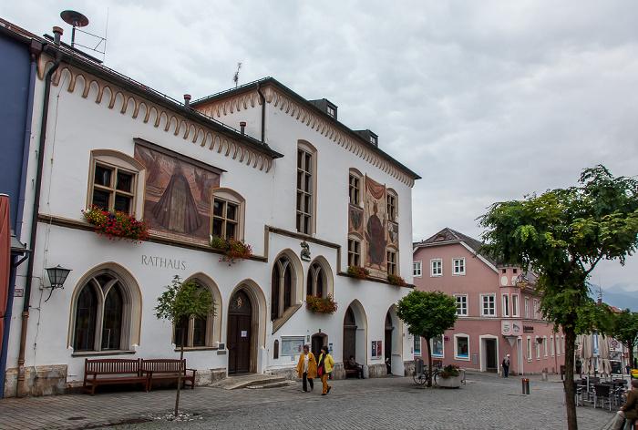 Murnau Untermarkt: Rathaus