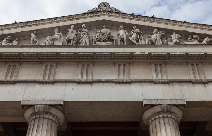 München Maxvorstadt - Königsplatz: Staatliche Antikensammlungen