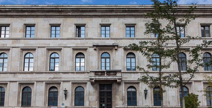 Maxvorstadt: Brienner Straße - Hochschule für Musik und Theater München