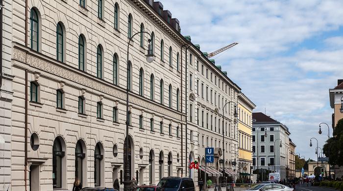 München Maxvorstadt / Altstadt: Brienner Straße