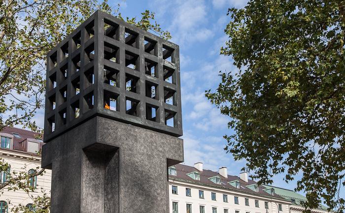 München Maxvorstadt / Altstadt: Platz der Opfer des Nationalsozialismus