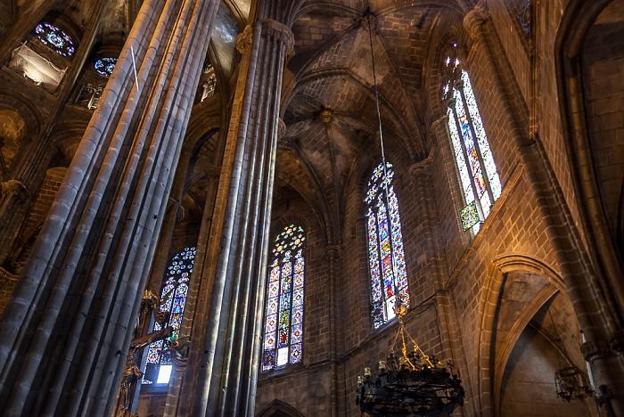 Catedral de la Santa Creu i Santa Eulàlia Barcelona