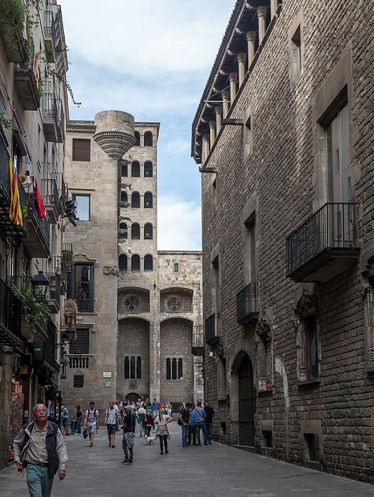 Ciutat Vella: Barri Gòtic Barcelona