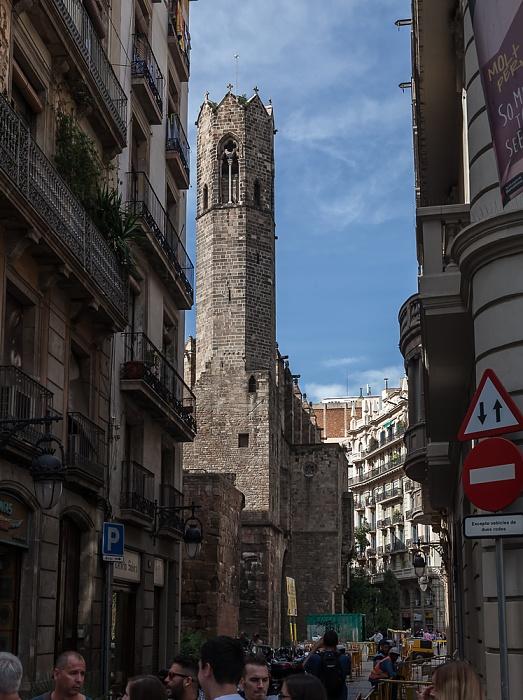 Ciutat Vella: Barri Gòtic Barcelona 2015