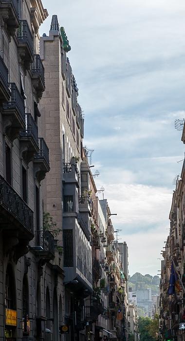 Ciutat Vella: El Raval - Carrer Nou de la Rambla: Palau Güell Barcelona