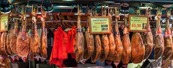 La Boqueria (Mercat de Sant Josep de la Boqueria) Barcelona