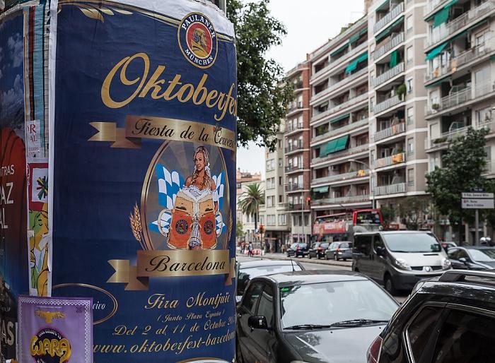 Gràcia: Travessera de Dalt Barcelona
