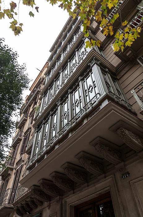 Eixample: Carrer de Roger de Llúria Barcelona