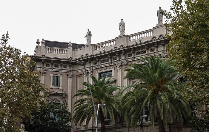 Eixample: Carrer de Roger de Llúria / Carrer de Mallorca - Ilustre Colegio de la Abogacía de Barcelona Barcelona
