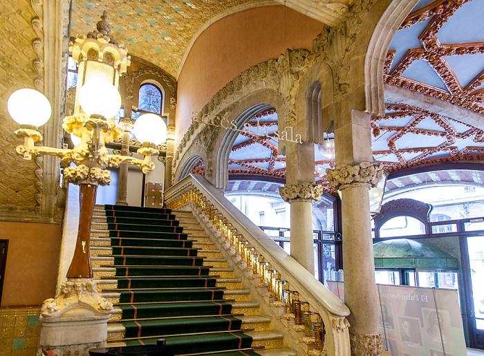 Palau de la Música Catalana Barcelona