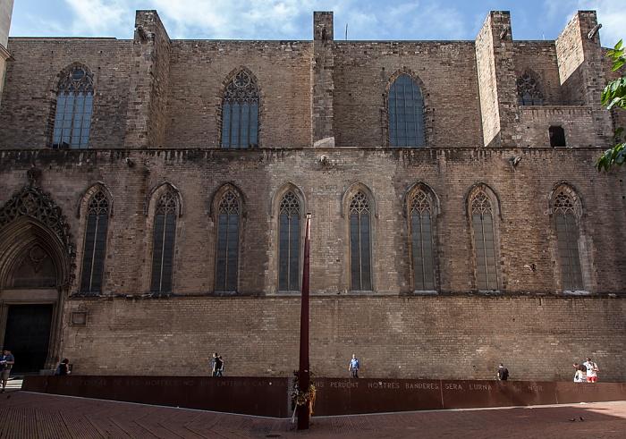 Ciutat Vella: Sant Pere, Santa Caterina i la Ribera - Santa Maria del Mar Barcelona
