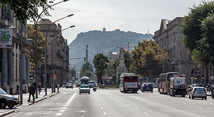 Ciutat Vella: Sant Pere, Santa Caterina i la Ribera - Avenida Marqués de l'Argentera Barcelona