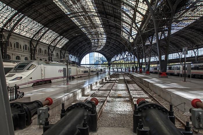 Estació de França Barcelona 2015