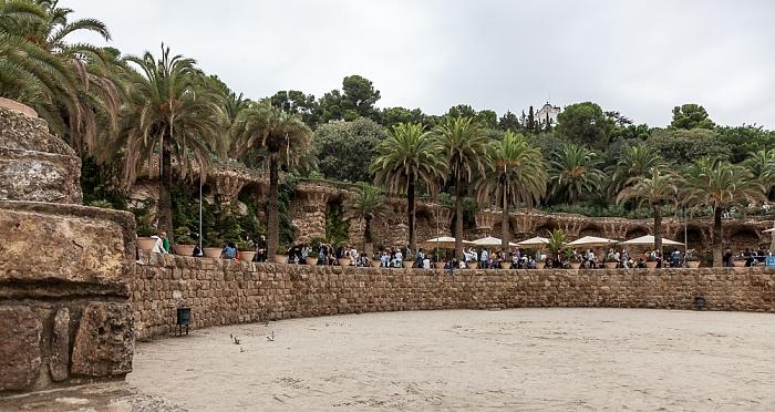 Parc Güell Barcelona 2015