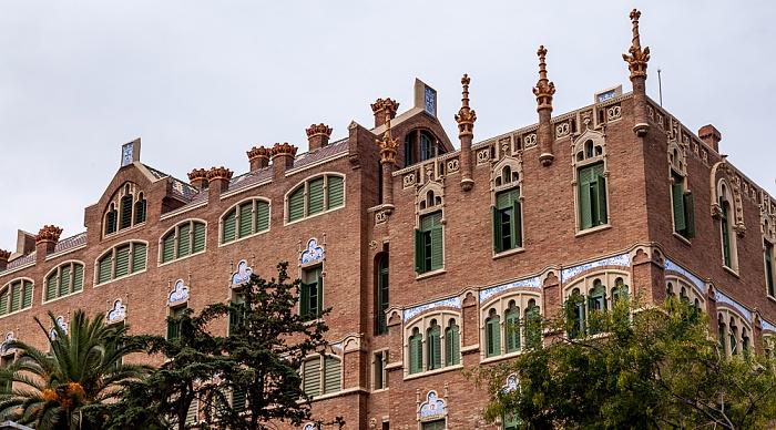 Hospital de la Santa Creu i Sant Pau Barcelona