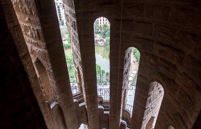 Barcelona Sagrada Família Plaça de Catalunya