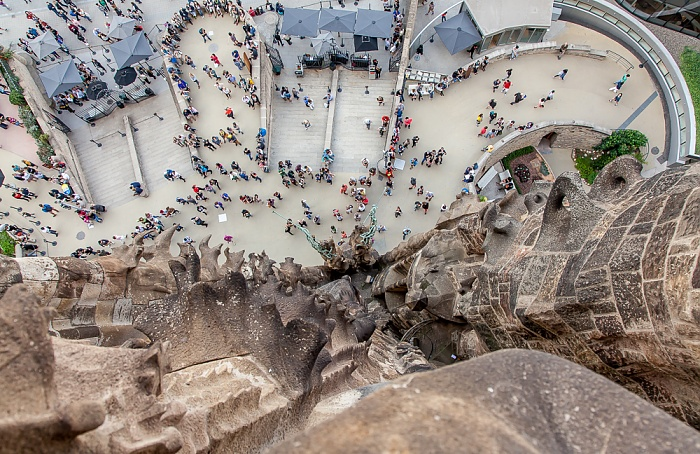 Barcelona Sagrada Família: Geburtsfassade
