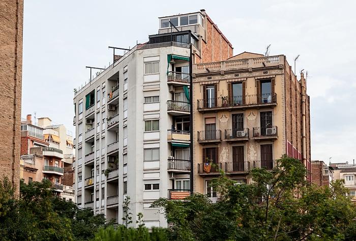 Plaça de Gaudí Barcelona