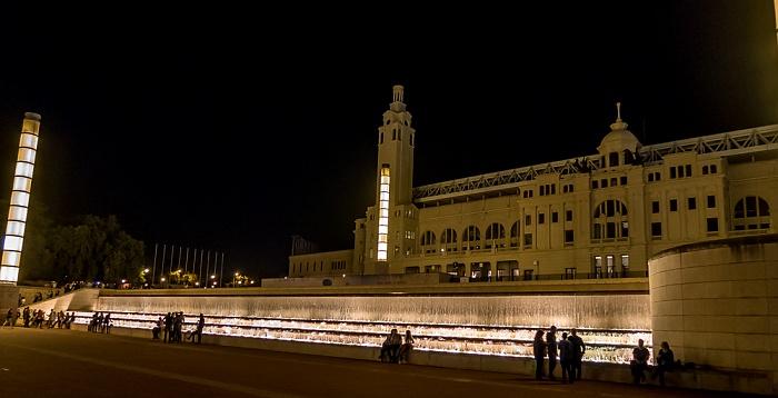 Parc de Montjuïc: Anella Olímpica de Montjuïc - Estadi Olímpic Lluís Companys (Olympiastadion) Barcelona