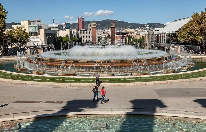 Fira de Barcelona: Font Màgica de Montjuïc Barcelona