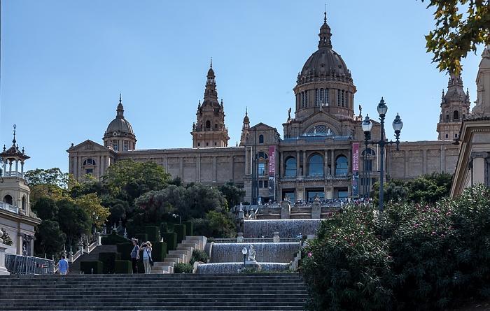 Fira de Barcelona, Palau Nacional (Museu Nacional d'Art de Catalunya)