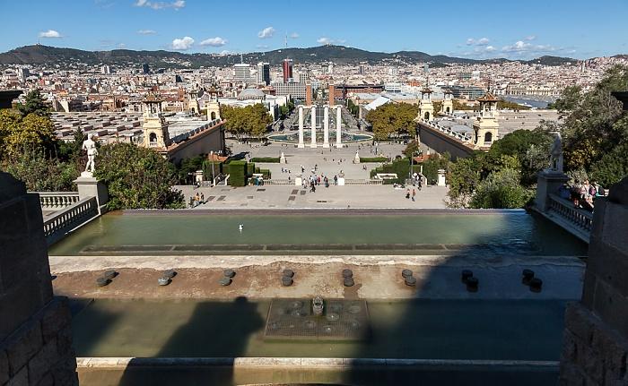 Fira de Barcelona: Les Cascades Barcelona
