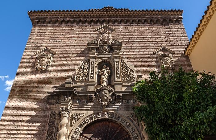 Poble Espanyol: Iglesia de las Carmelitas (Teruel) Barcelona