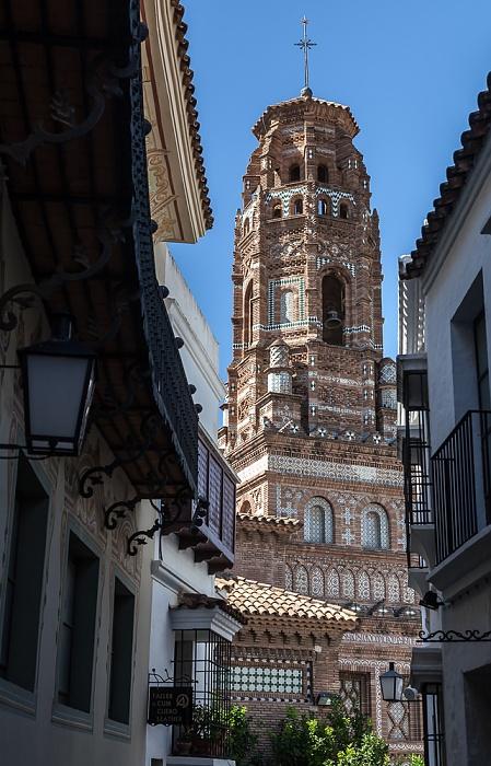 Poble Espanyol: Iglesia de Nuestra Señora de la Asunción (Utebo) Barcelona