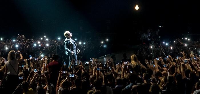 Palau Sant Jordi: U2 Barcelona Bono