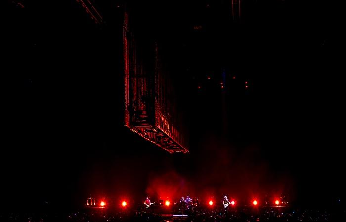 Palau Sant Jordi: U2 Barcelona