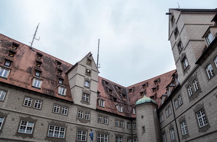 Neuer Bau (Sitz des Polizeipräsidiums Ulm)