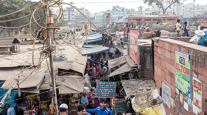 Old Delhi: Meena Bazaar