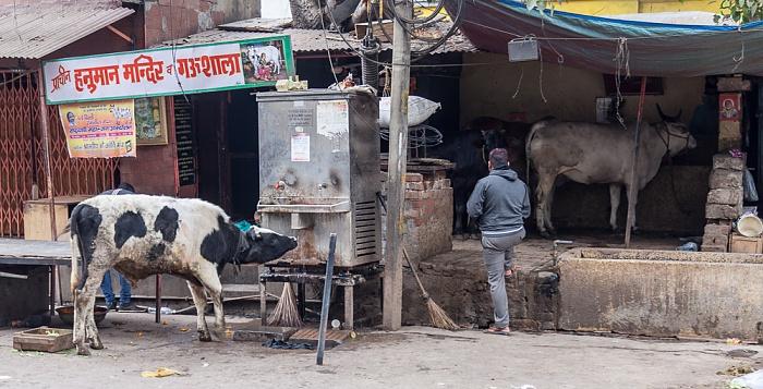 Old Delhi: Garstin Bastion Road (Swami Shradhanand Marg)
