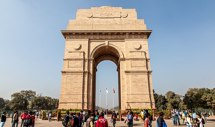 New Delhi: India Gate