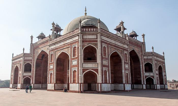 New Delhi: Humayun-Mausoleumskomplex - Humayun-Mausoleum